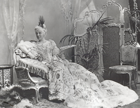 маргарита королева бала